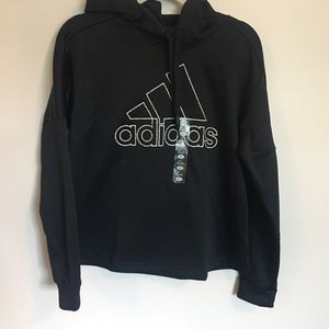 Adidas women's athletic pull over NWT